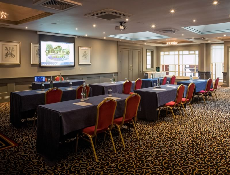 Floor Plans & Configurations - Greenhills Hotel Limerick