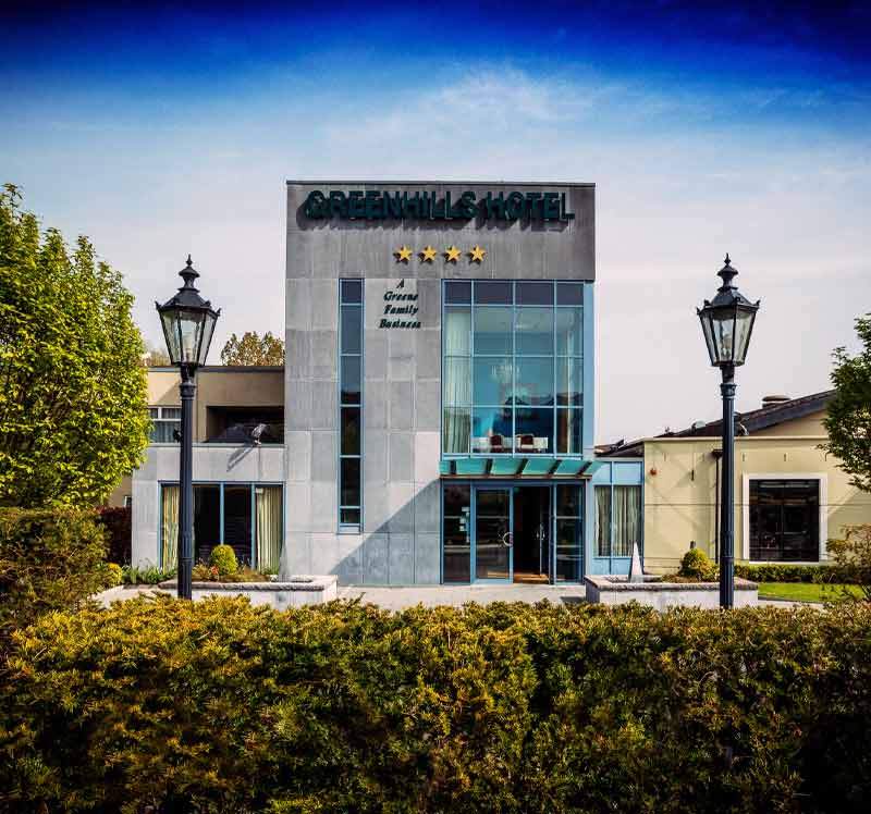Location - Greenhills Hotel Limerick