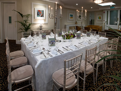 Private Dining - Greenhills Hotel Limerick